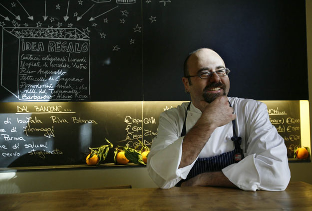 chef LUIGI NASTRI
